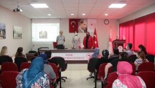 AK Kadın İzmir'den, kadınların meslek eğitimi almasına öncülük