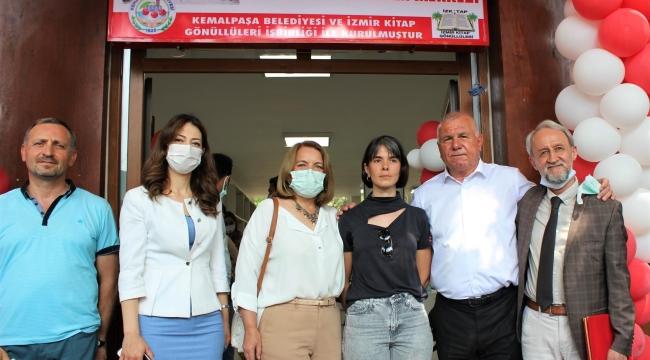 Başkan Karakayalı,Atatürk Çocukları Kütüphane ve Bilim Merkezini Açtı