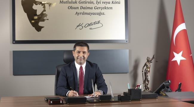 Başkan Ömer Günel'den Başkan Atabay'a Ziyaret