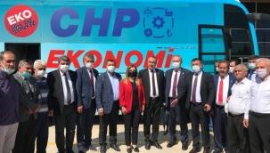 """CHP İzmir Milletvekili Av. Sevda Erdan Kılıç:""""Doğu ve Güneydoğu illerinde umudun adı CHP"""""""