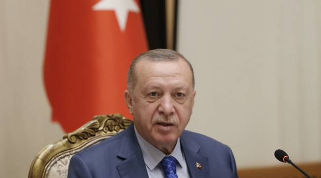 """Cumhurbaşkanı Erdoğan, """"Döktükleri her damla kanın hesabını soracağız"""""""