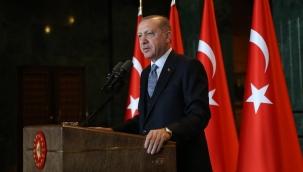 """Cumhurbaşkanı Erdoğan: """"Terör örgütü PKK'nın üst düzey yöneticisi Selman Bozkır etkisiz hale getirildi"""""""