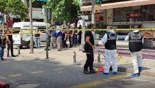 HDP İzmir binasına saldırı! 1 ölü