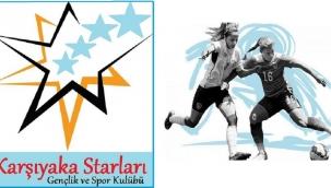 Karşıyaka Starları Kadın futbol Okulu açıyor