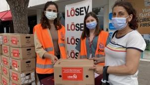 """""""LÖSEV, pandemide kanser hastaları ve ailelerini yalnız bırakmadı"""""""