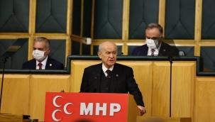 MHP Genel Başkanı Bahçeli: 15 Temmuz'da NATO neredeydi?