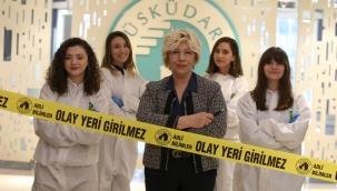 Türkiye'nin rakipsiz ilk adli bilimcileri, kamuda hizmet için hazırlanıyor