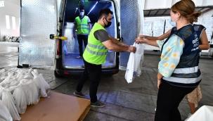 Büyükşehir Belediyesi Kurban Bayramı'nda da halka aralıksız hizmet verecek