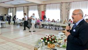 İzmir Valisi Köşger Kurban Bayramı Kapsamında Çeşitli Ziyaretlerde Bulundu