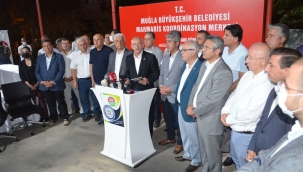 Kılıçdaroğlu'ndan Marmaris'e Geçmiş Olsun Ziyareti