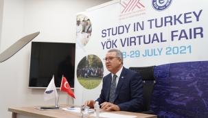 """Rektör Budak, """"Ege Üniversitesi, Türkiye'nin en gözde kampüslerinden birine sahip"""""""