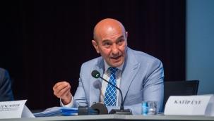 Tunç Soyer yeniden Ege Belediyeler Birliği Başkanı seçildi