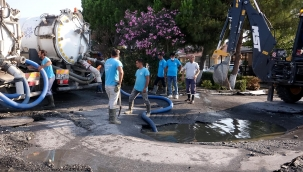 Turizm Başkenti Kuşadası'nda Sorunlara Anında Müdahale