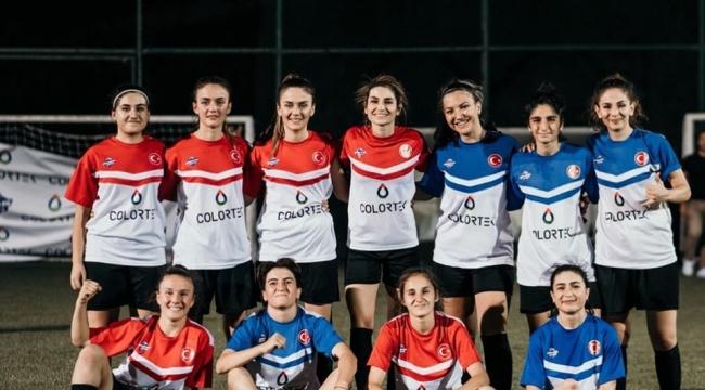 Kadın futboluna iş dünyasının desteği sürüyor!