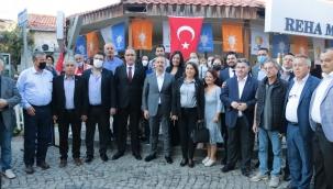 Ak Parti Foça Danışma Kurulu Toplantısına Ali Aslan Damgası