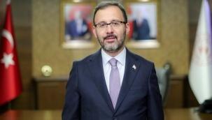 Bakan Kasapoğlu: Yurt konusunda milletimizi kandırmaya çalışıyorlar