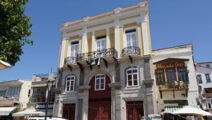 Başkan Oran'ın çağrısı üzerine o tarihi bina restore ediliyor
