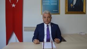 """İZDEDA Başkanı Özkan, """"Deprem kredisi alamıyoruz"""""""