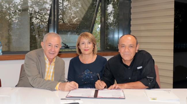 İZSİAD-Ege Orman Vakfı işbirliği