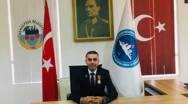 Kemalpaşa Şehit Aileleri ve Gazileri Derneği Başkanı Kılıç'tan Gaziler Günü Mesajı