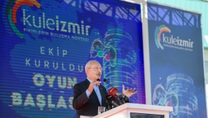 """Kılıçdaroğlu: """"Türkiye'yi değiştiren siz gençler olacaksınız"""""""
