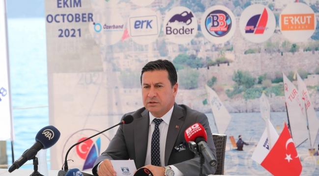 16 Ülkeden 323 Yelkenci Bodrum'da Yarışacak