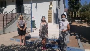Bodrum Belediyesi Basın Biriminden Okullara Ziyaret
