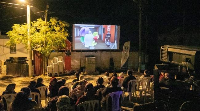 Bodrum Köylerinde Sarı Yaz Sinema Günleri