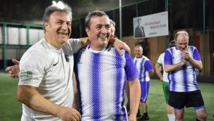 İduğ ve Batur'dan birer gol