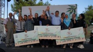 İzmirliler Germiyan Festivali'nde buluştu