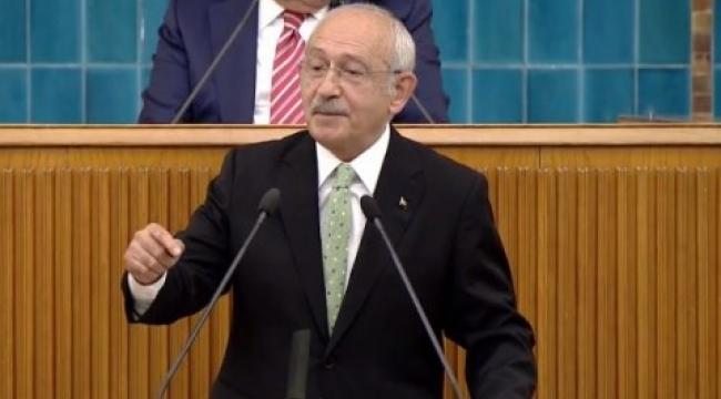 Kılıçdaroğlu: 'Tepelerine çökeceğim'