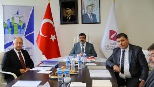 Kuzey İzmir TEKMER Yönetim Kurulu Toplantısı Yapıldı