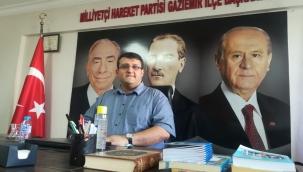 MHP Gaziemir İlçe Başkanlığından Gaziemir Belediyesin 2022 Bütçe Değerlendirmesi
