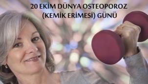 Osteoporoz En Çok Kadınlarda Görülüyor