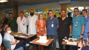 Özel Egepol Hastanesi'nden 2021 Yılının 2021'inci Anjiyografisi